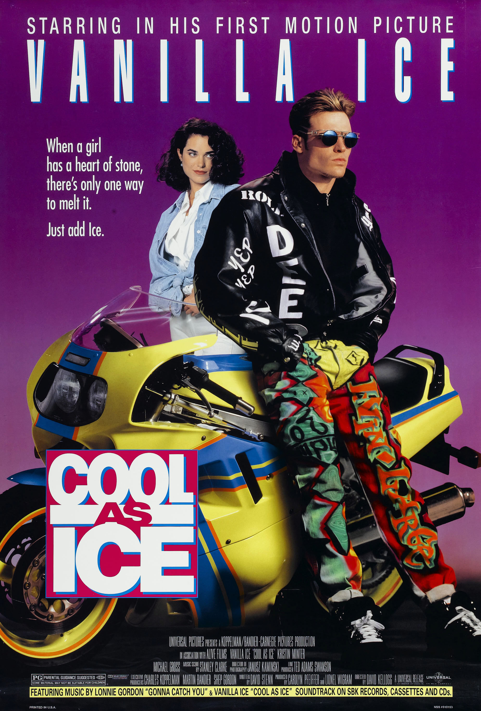 Cool as Ice poster