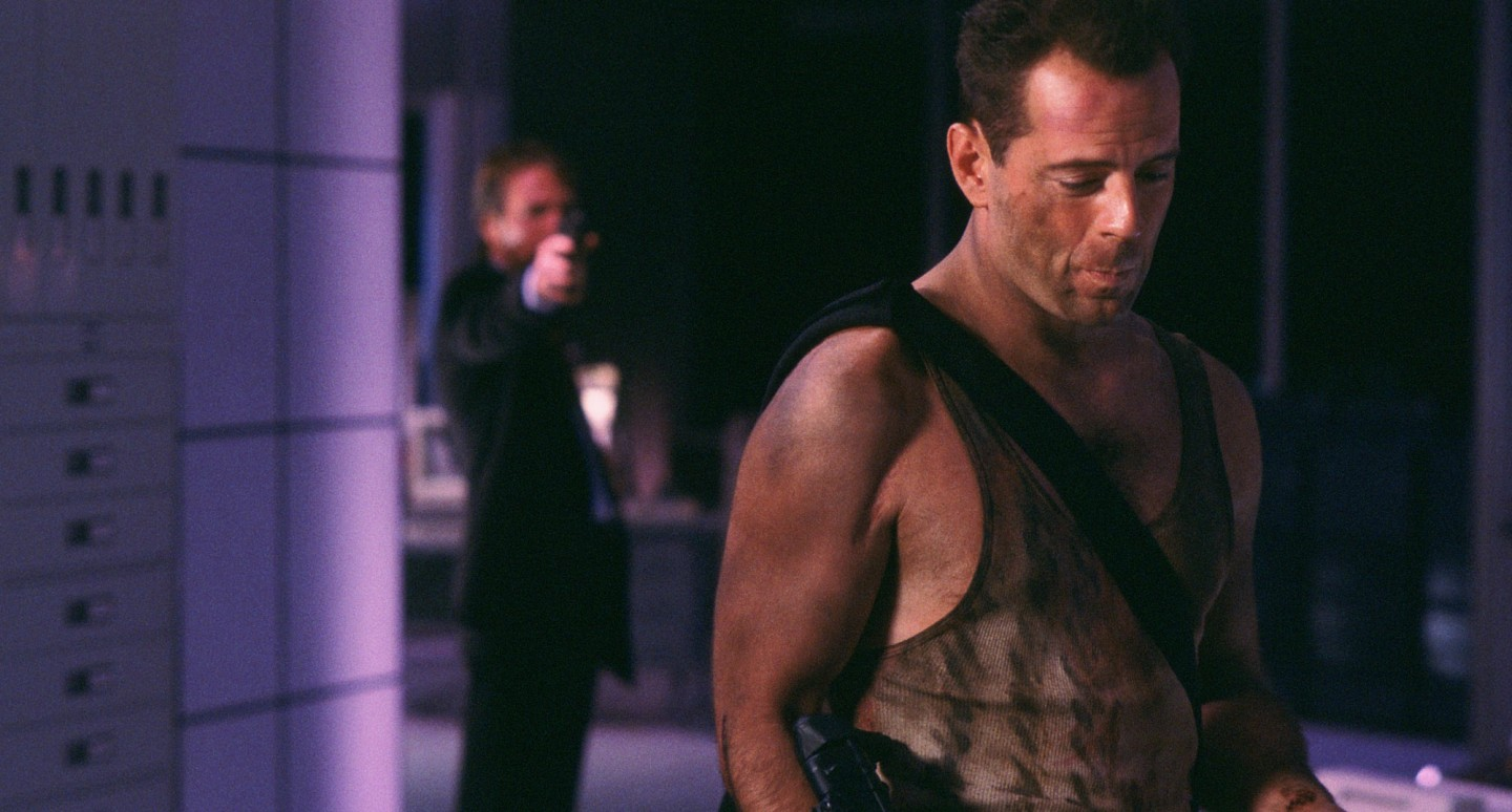 Die Hard featured