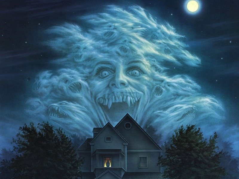 Greatest Movie Posters of the 80s Horror Edition featured