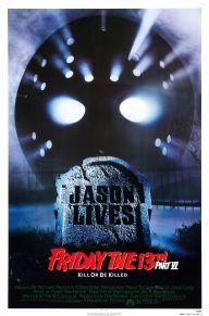 Jason Lives! poster