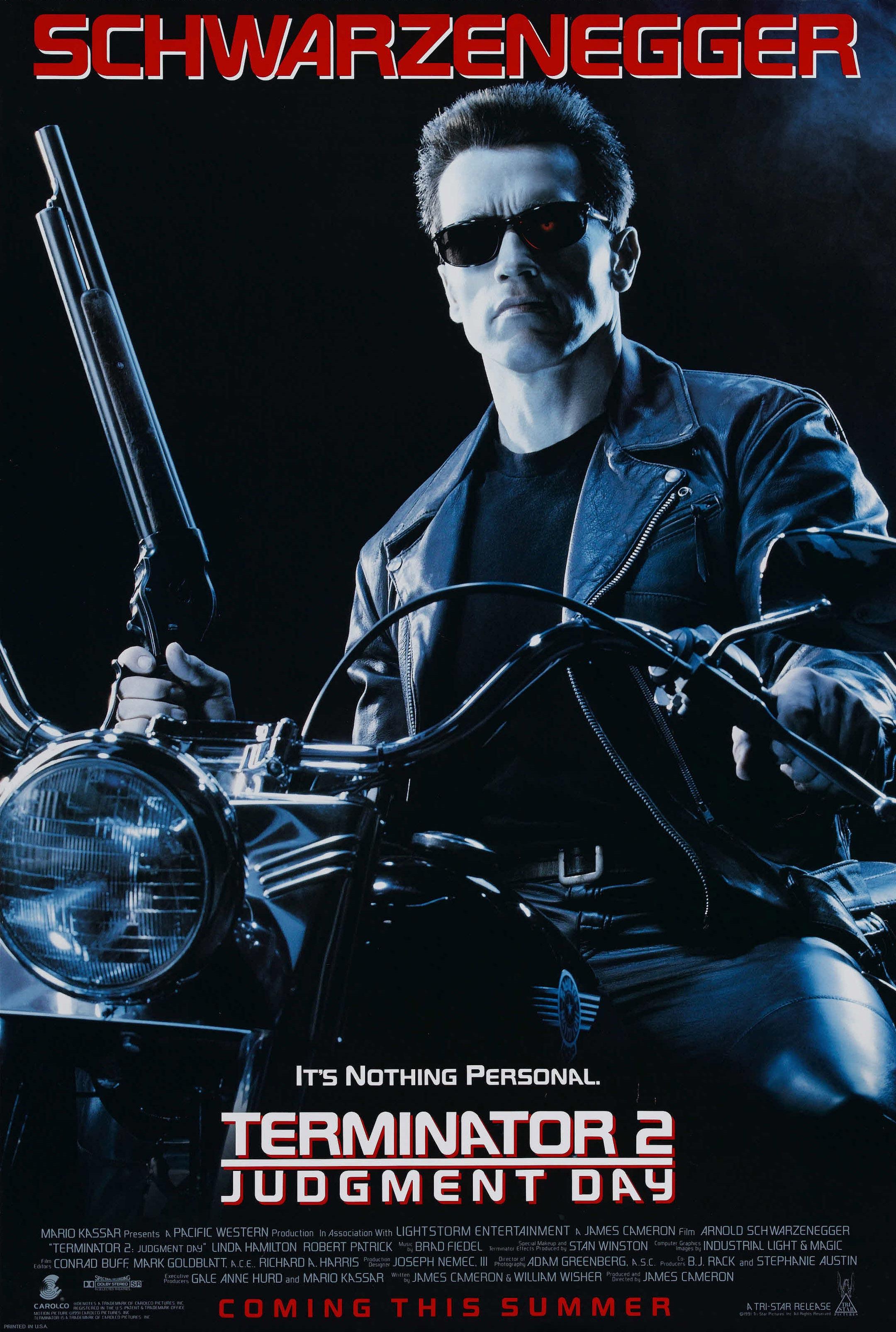 Terminator 2 poster