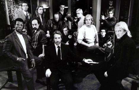 Die Hard cast