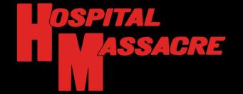Hospital Massacre logo