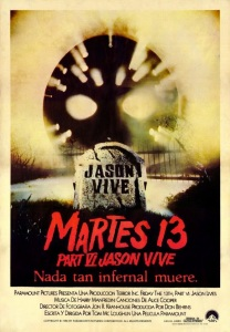 Jason Lives Spanich poster