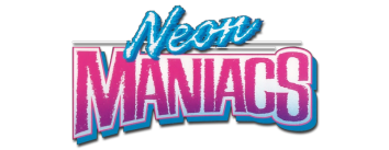 Neon Maniacs logo