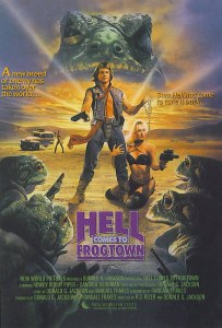 Hell Comes to Frogtown 1988 Review