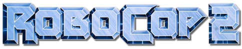 Robocop 2 logo