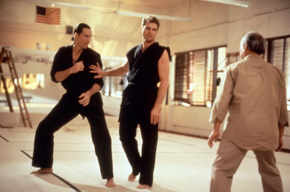 The Karate Kid Part III Kove