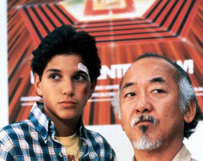 The Karate Kid featured