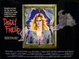 Deadly Friend 1986 Review Wes Craven