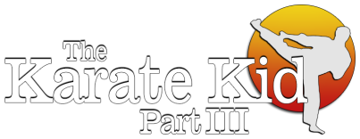 The Karate Kid Part III logo