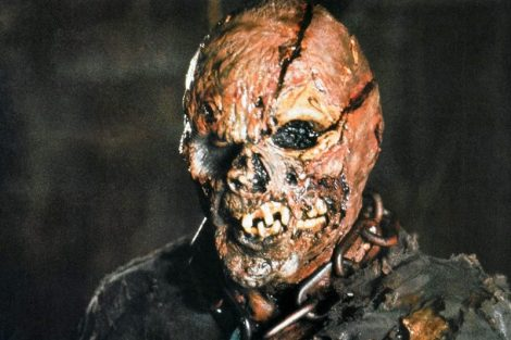The New Blood Jason unmasked