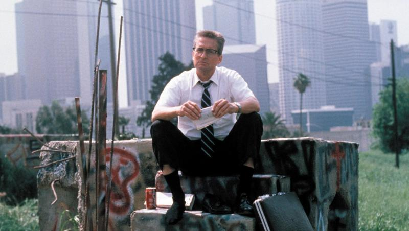 Falling Down briefcase