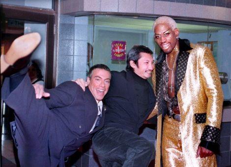 Rodman Van Damme