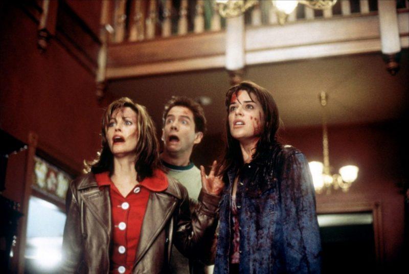 Scream 1996 Scare