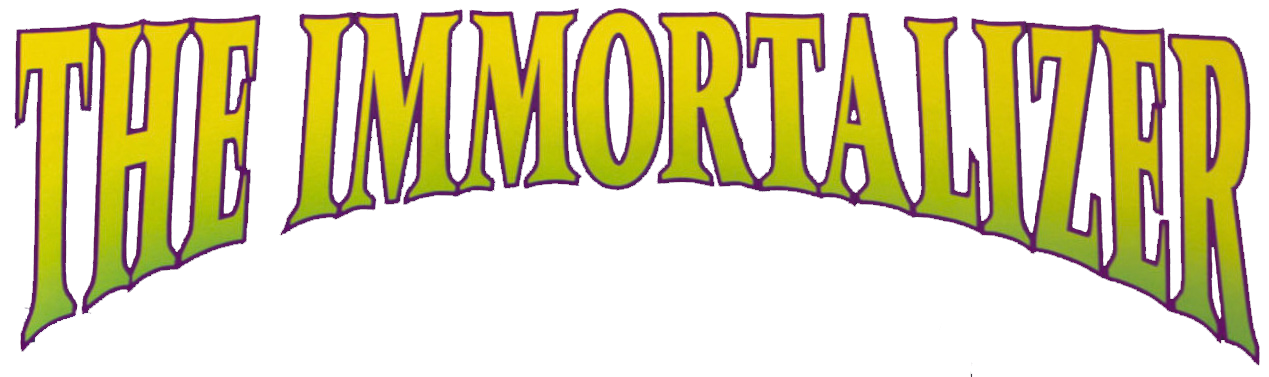 The Immortalizer logo