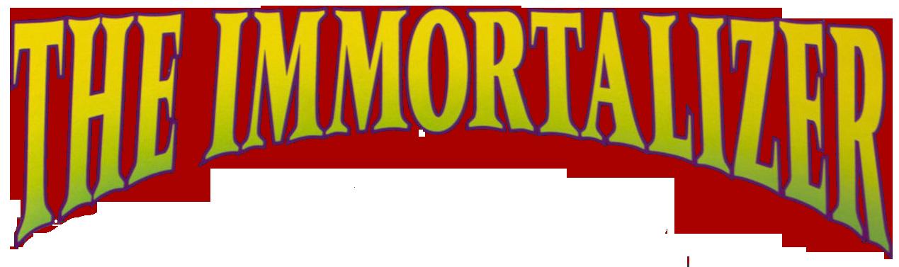The Immortalizer logo