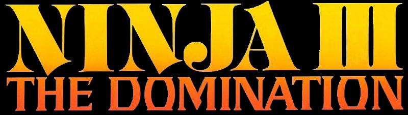 Ninja III The Domination logo