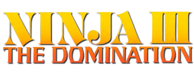 Ninja III The Domination logo