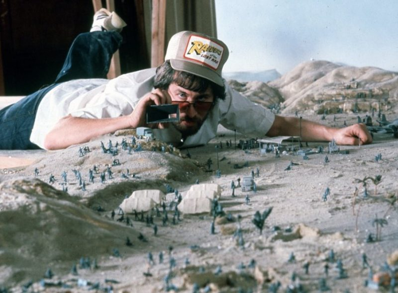 Raiders Model Spielberg
