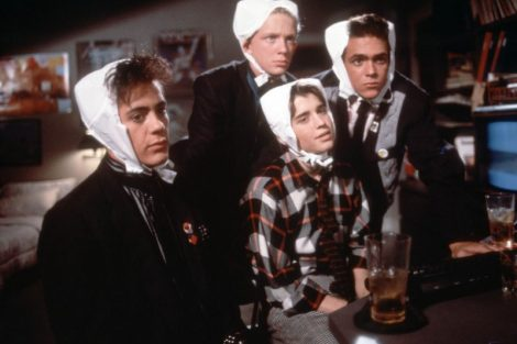 Weird Science gang