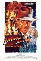 Temple of Doom poster