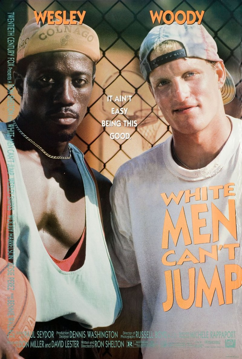 White Men Can't Jump poster