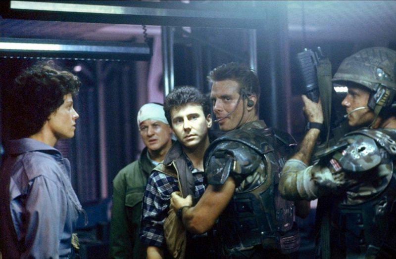 Aliens Soldiers