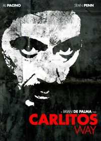 Carlito's Way alternate poster