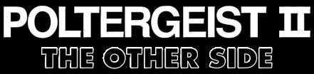Poltergeist II logo