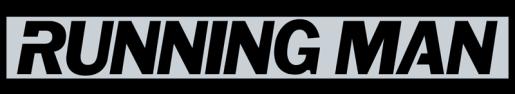 The Running Man logo