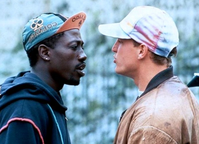 White Men Can't Jump Confrontation