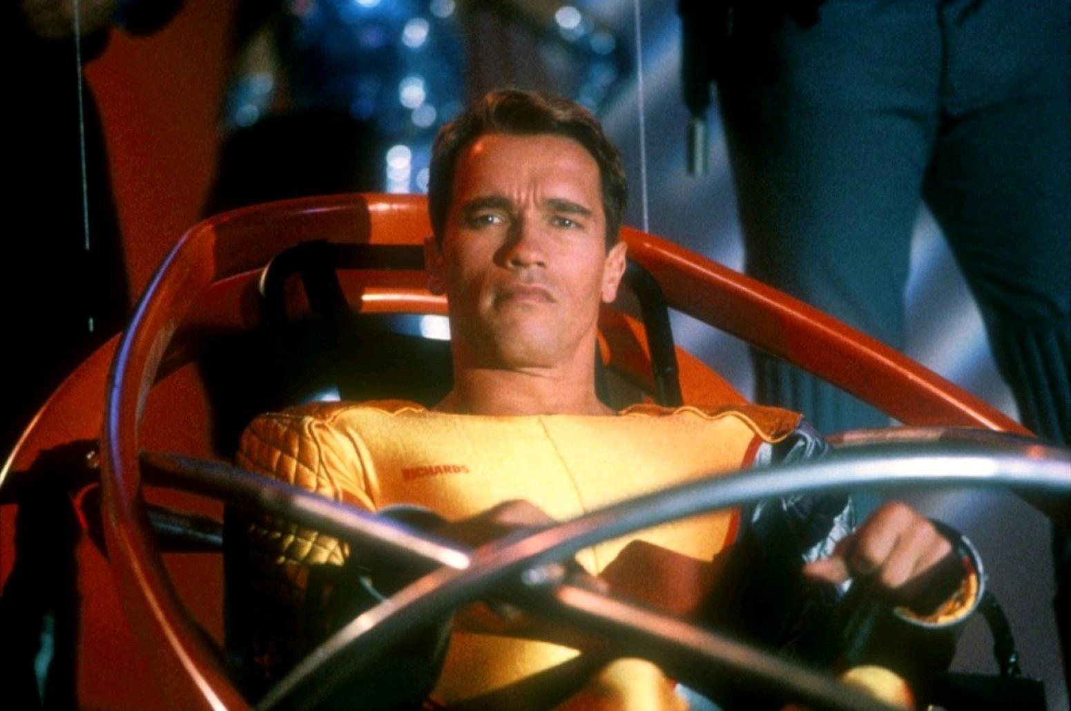 Arnie's Top Ten Movie Puns Ben Richards