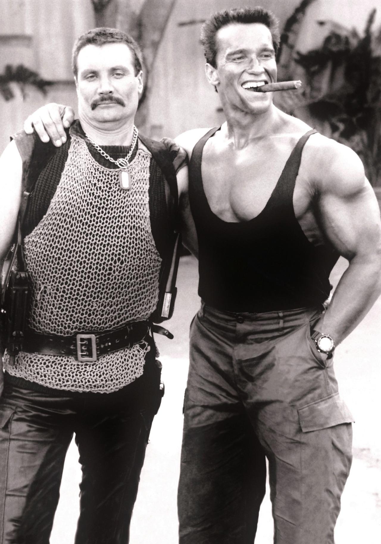 Arnie's Top Ten Movie Puns Matrix and Bennett