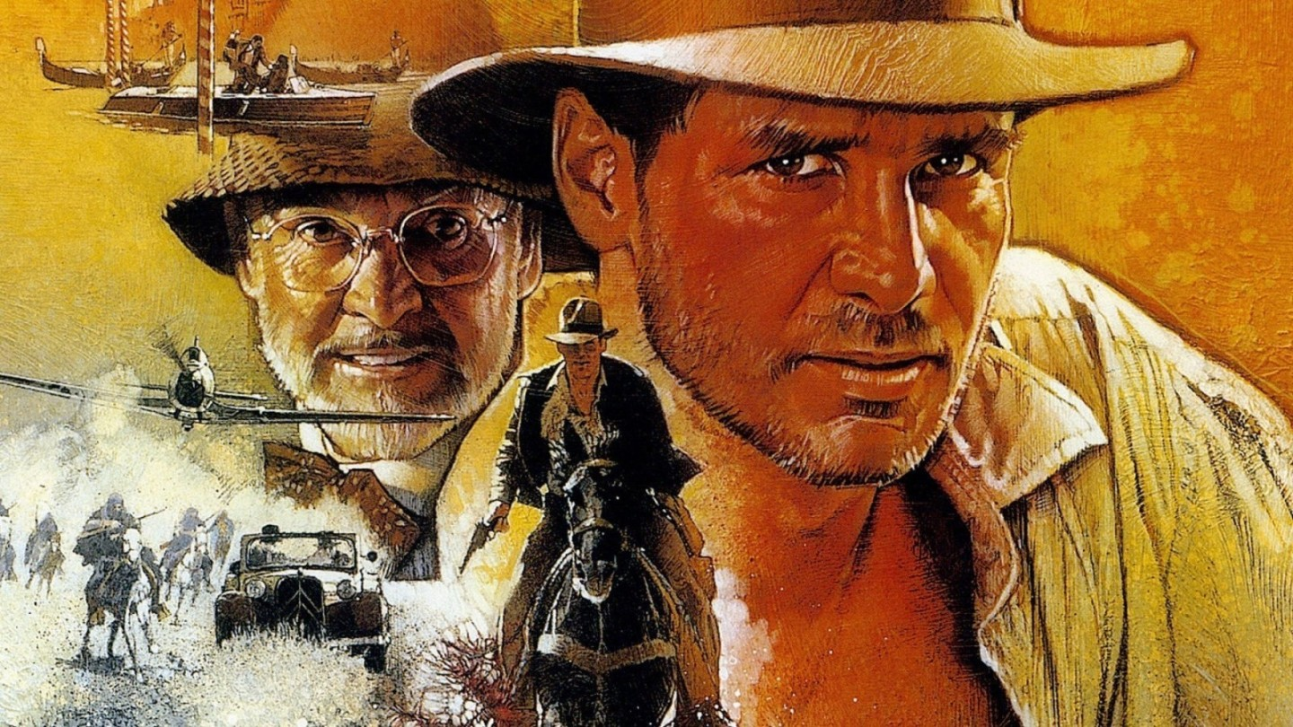 Indiana Jones and the Last Crusade featured