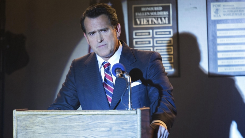 The Bruce Campbell Factor Bruce