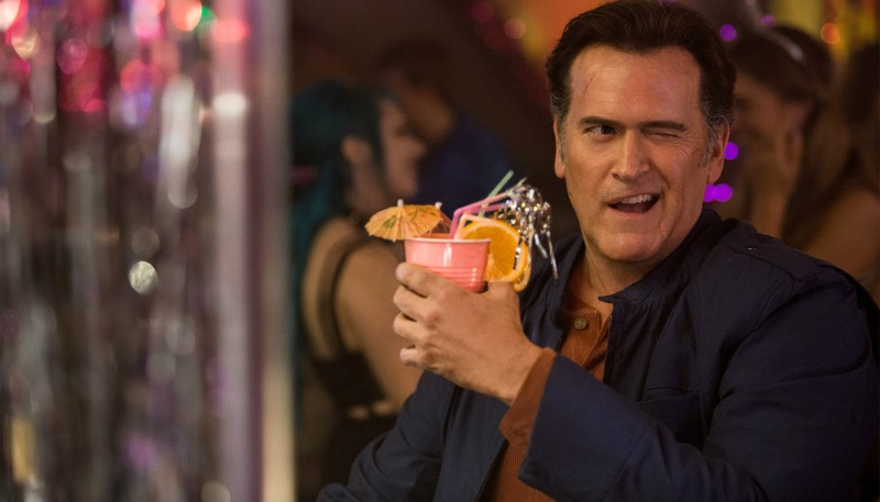 The Bruce Campbell Factor featured