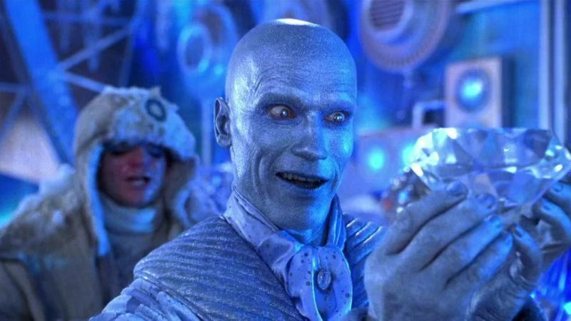 Top 10 Arnie Puns Mr. Freeze