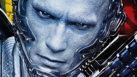 Mr Freeze Arnie