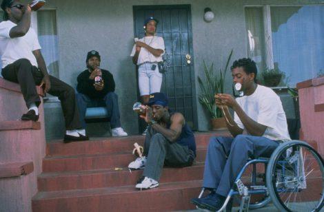 Boyz Porch
