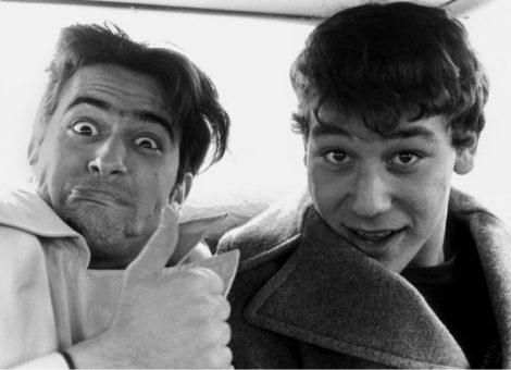 Bruce and Sam