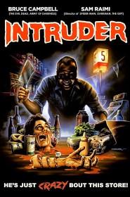 Intruder Poster