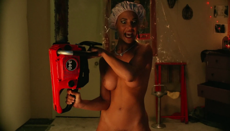Hollywood Chainsaw Hookers 5