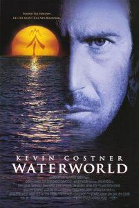 Waterworld 1995 poster