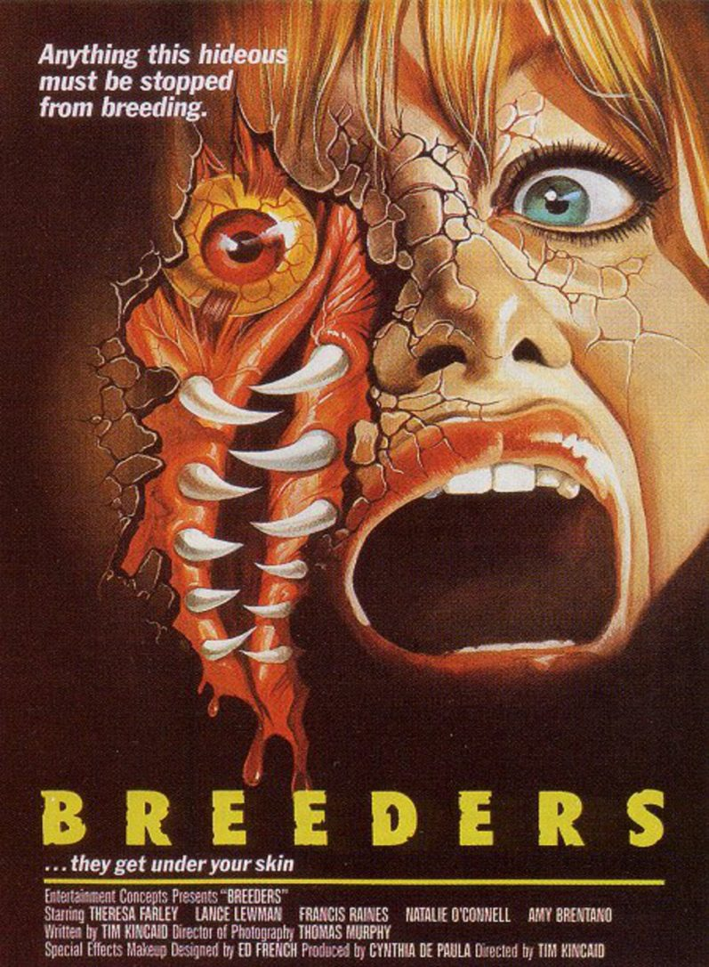 Breeders 1986 poster