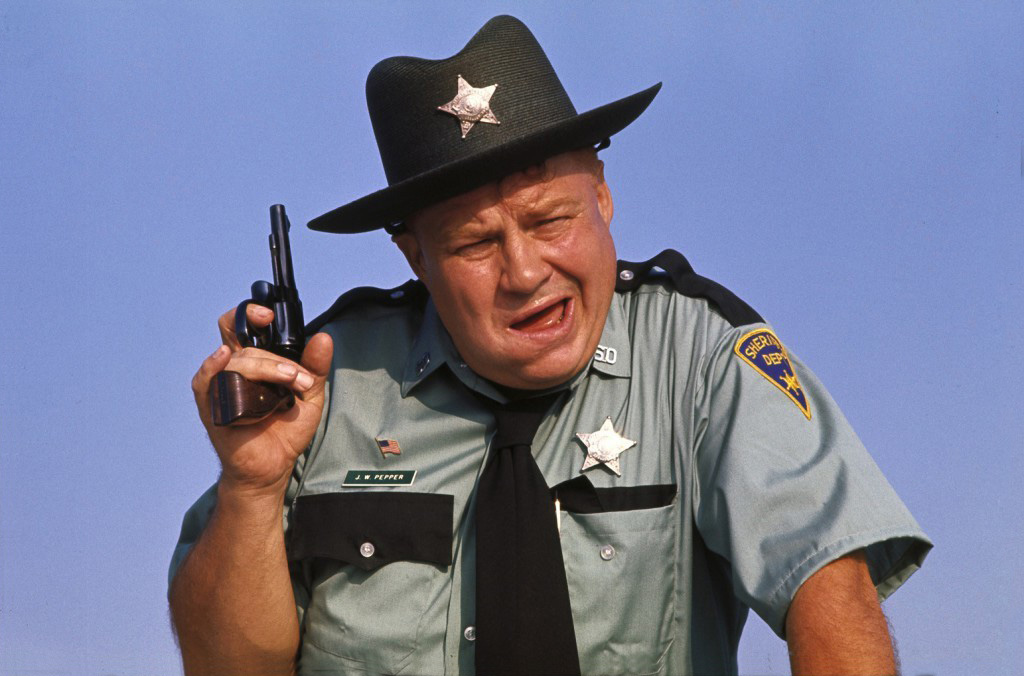 Live and Let Die Clifton James