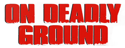 On Deadly Ground logo
