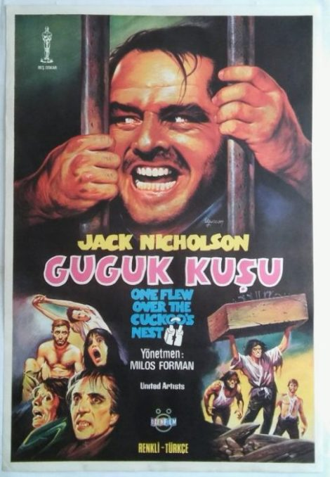 One Flew Over the Cuckoo's Nest Turkish