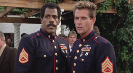 American Ninja 2 James and Dudikoff