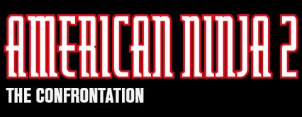 American Ninja 2 logo